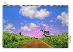 Sugar Cane Sunrise Carry-all Pouch