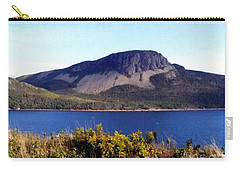 Sugarloaf Hill In Summer Carry-all Pouch by Barbara Griffin