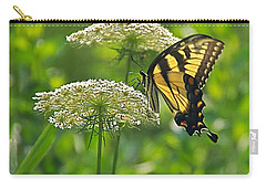 Sultry Summer Day Carry-all Pouch by Byron Varvarigos