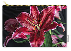Sumatran Lily Carry-all Pouch
