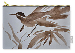 Sumi Bird Carry-all Pouch