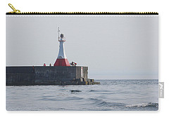 Carry-all Pouch featuring the photograph Summer Day by Marilyn Wilson