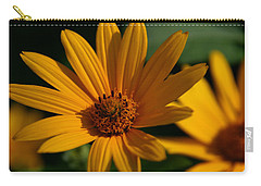 Carry-all Pouch featuring the photograph Summer Delight by Denyse Duhaime
