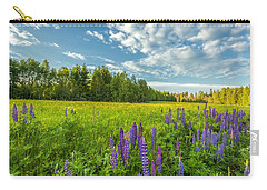 Carry-all Pouch featuring the photograph Summer Dream by Rose-Maries Pictures