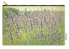 Carry-all Pouch featuring the photograph Summer Dreams by Lynn Sprowl