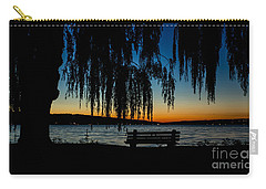 Summer Evening At Stewart Park Carry-all Pouch