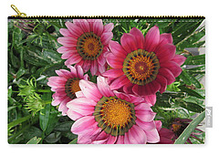 Summer  Full-blown Carry-all Pouch
