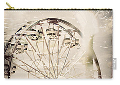 Carry-all Pouch featuring the photograph Summer Fun by Trish Mistric