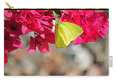 Summer Garden II In Watercolor Carry-all Pouch