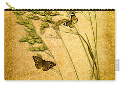 Summer Meadow Carry-all Pouch
