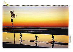 Summer Memories Carry-all Pouch by James Kirkikis
