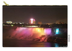 Summer Night In Niagara Falls Carry-all Pouch