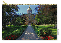 Summer On Notre Dame Campus Carry-all Pouch