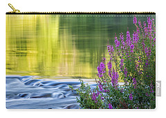 Summer Reflections Carry-all Pouch by Bill Wakeley
