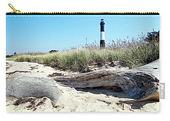 Carry-all Pouch featuring the photograph Summer Scene by Ed Weidman