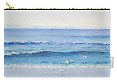 Summer Seascape Carry-all Pouch by Jan Matson