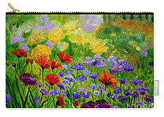 Summer Show Carry-all Pouch by Julie Brugh Riffey
