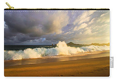 Carry-all Pouch featuring the photograph Summer Storm by Eti Reid