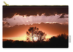 Summer Sunset Carry-all Pouch by Steven Reed