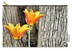Summer Tulips 6069 Hdr Carry-all Pouch by Maciek Froncisz