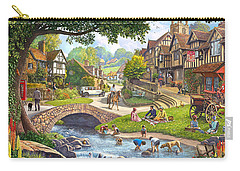 Summer Village Stream 2015 Carry-all Pouch