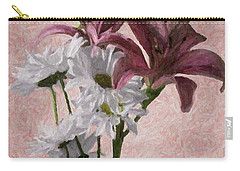 Summer Wild Flowers 3 Carry-all Pouch