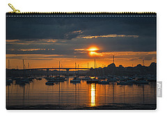 Summers Eve Carry-all Pouch by Susan  McMenamin