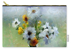 Summerstorm Still Life Carry-all Pouch by RC deWinter