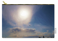 Sun And Skies Carry-all Pouch