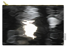 Carry-all Pouch featuring the photograph Sun And Water  by Penny Meyers