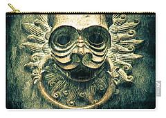 Sun Cat Door Knocker Carry-all Pouch