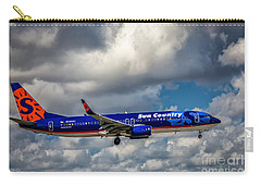 Sun Country Boeing 737 Ng Carry-all Pouch