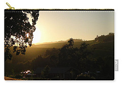 Sun Down Carry-all Pouch by Shawn Marlow