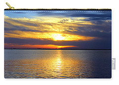 Sun Down South Carry-all Pouch by Faith Williams