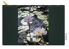 Sun-drenched Lily Pond         Carry-all Pouch