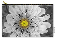 Carry-all Pouch featuring the photograph Sun Drop by Janice Westerberg