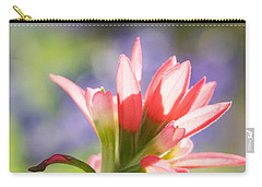 Sun Filled Paintbrush Carry-all Pouch