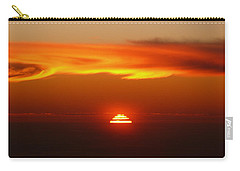 Sun Fire Carry-all Pouch