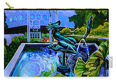 Sun Glitter Mermaid At Missouri Botanical Garden Carry-all Pouch