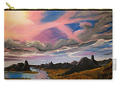 Arizona Sunrise  Carry-all Pouch