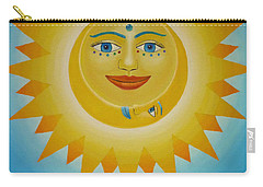 Sun-moon-stars Carry-all Pouch