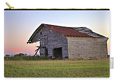 Carry-all Pouch featuring the photograph Sun Slowly Sets by Gordon Elwell