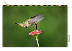Carry-all Pouch featuring the photograph Sun Sweet by Christina Rollo