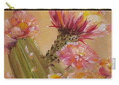 Sun Worshipper Carry-all Pouch by Judith Rhue