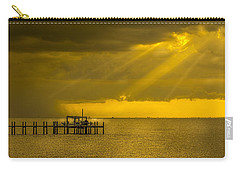 Sunbeams Of Hope Carry-all Pouch by Marvin Spates