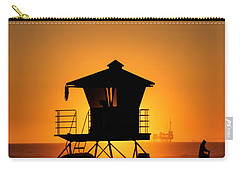 Sunburst Carry-all Pouch by Tammy Espino