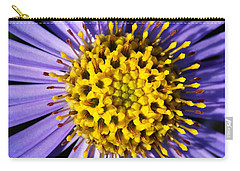 Carry-all Pouch featuring the photograph Sunburst by Wendy Wilton