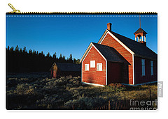 Sunday Morning Coming Down Carry-all Pouch by Jim Garrison