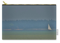 Sunday Sailing  Carry-all Pouch by Daniel Thompson