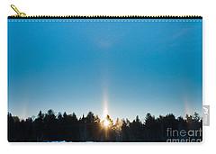 Sundog Spectacular Carry-all Pouch by Cheryl Baxter